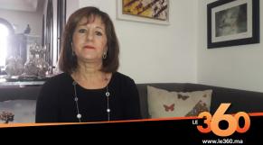 Cover_Vidéo: Le360.ma •سمية نعمان جسوس: عقلية المرأة تطورت كثيرا على عقلية الرجل
