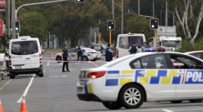 Attaque terroriste en nouvelle-Zélande