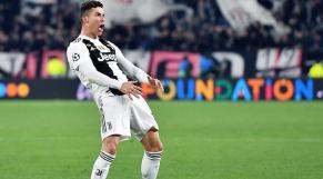 Ronaldo célébration polémique
