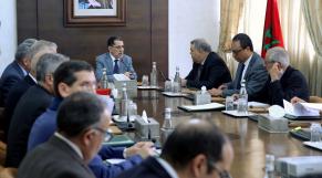Membres du gouvernement Othmani