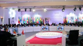 La conférence ministérielle africaine de Marrakech