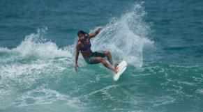 Luzimara Souza surf Brésil