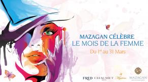 Le mois de la femme au Mazagan