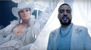 JEnnifer Lopez et French MOntana