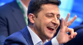 Volodymyr Zelensky