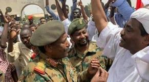 Après la démission de benawf, voici le nouvel homme fort du soudan