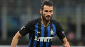 Antonio Candreva Inter milan
