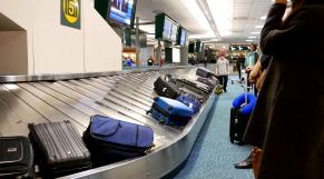 Bagages aéroport
