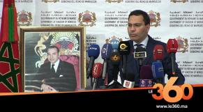 Cover_Vidéo: Le360.ma •  MINURSO  الصحراء المغربية توضيح موقف المغرب من جنيف 1 و2 ومهمة
