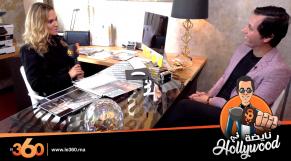 Cover_Vidéo: Le360.ma •نايضة فهوليوود مع سيمو بنبشير الحلقة 5 : مع فاتن ريڤير