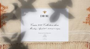 soirée Dior Cruise