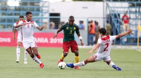 Maroc - Cameroun U17