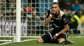 Ziyech vs Juventus