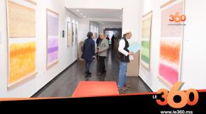 Cover Vidéo - Le chaos et l'aléatoire de Bakhti à la galerie Klimt