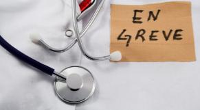 Grève des médecins
