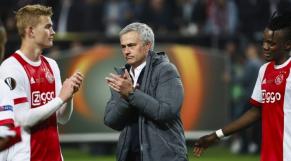 Mourinho vs Ajax