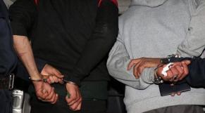 Arrestation deux personnes