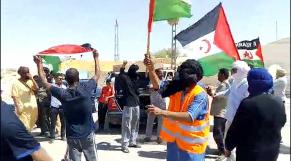 Cover_Vidéo: Sit-in contre la direction du polisario