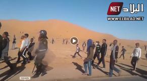 Vidéos. Algérie: des ministres humiliés et chassés par les manifestants à Béchar