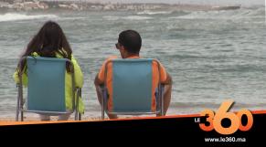 Cover_Vidéo: Le360.ma • روبورتاج : رمضان و الاصطياف في البحر