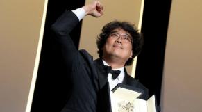 Cannes2019-Bong Joon-ho