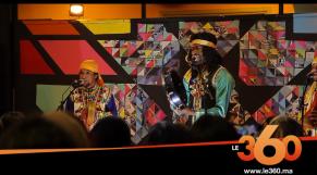 Cover_Vidéo: Le360.ma •Caza Amazigh: à la rencontre d'expression musicales Amazigh à Casablanca