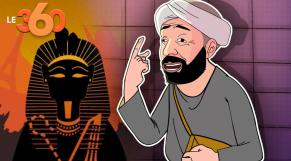 Cover_Vidéo: Le360.ma •راديو 36 الحلقة 7: حديدان يتكلم عن الفراعنة ويستعد للإنتخابات منافسا العثماني