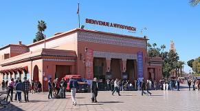 Bank al Maghrib Marrakech musée