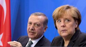 Erdogan et Merkel