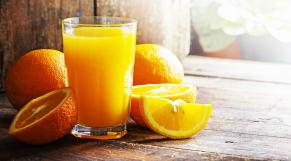 jus de fruits naturel