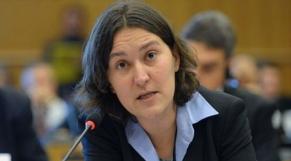 L'eurodéputée néerlandaise Kati Piri