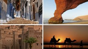 Vacances d'été au Maroc