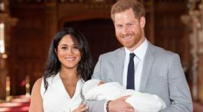 Harry, Meghan portrait de famille