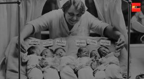 Une Polonaise donne naissance à des sextuplés