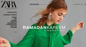Zara Site Web