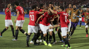 Égypte foot CAN