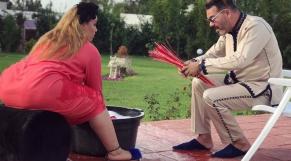Adil El Miloudi et Cheikha Trax