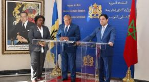 Bourita avec PM et MAE de Barbade
