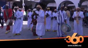 Cover_Vidéo:Le360.ma •Festival d'Essaouira: hmadcha, issawa et gnaoua animent les rues de la médina