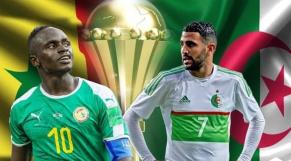 Sénégal-Algérie