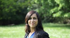 """Hinda Djeridi Naturopathe et auteur du livre """"L'âme du Ramadan"""""""