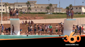 Cover vidéo le 360. روبورتاج حصري: تعرفوا كيف ساكنة يعقوب المنصور افتتحت بنفسها أكبر مسبح بإفريقيا