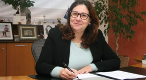 Nadia Laraki, DG de l'ANP