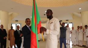 """Mauritanie: Ould Abdel Aziz à Suez pour le premier match des """"Mourabitounes"""""""