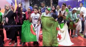 arrivée Algérie Le Caire