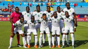 Mauritanie CAN 2019