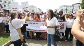 Manif Rabat 5