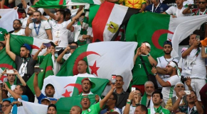 supporters algériens CAN