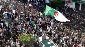 manifestations Algérie