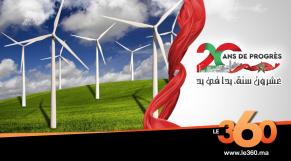 Cover Vidéo - 20 ans de règne. EP11. Les énergies renouvelables comme moteur du développement